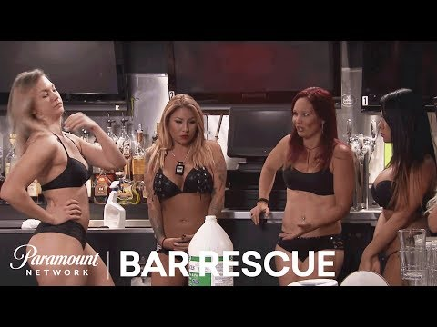 (HD) Bar rescue, season 4: the most disrespectful owner of all