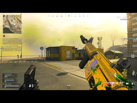 (New) Warzone rebirth island trios gameplay win ps5(no commentary)