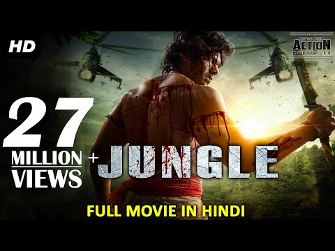 (New) Jungle (2018) new released full hindi dubbed movie | full hindi movies 2018 | south movie