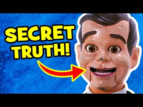 (New) The secret truth about slappy e goosebumps 2 haunted halloween!