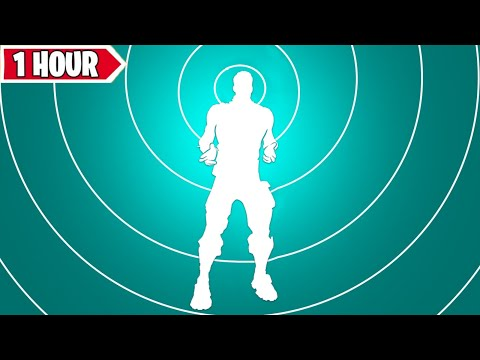 (New) Fortnite pull up emote 1 hour version! (icon series)
