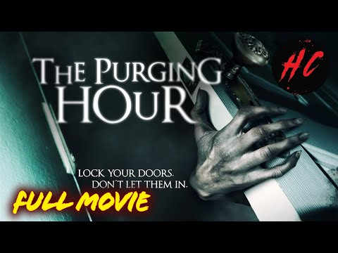 (New) The purging hour (slasher horror movie) | horror central