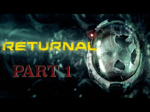 (New) Returnal ps5 gameplay walkthrough - part 1 intro