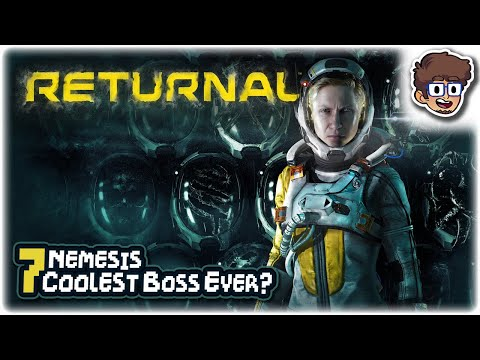 (New) Nemesis, coolest boss ever!? | lets play returnal | part 7 | ps5 gameplay