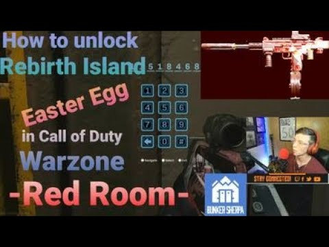 (New) How to unlock rebirth island easter egg in call of duty warzone