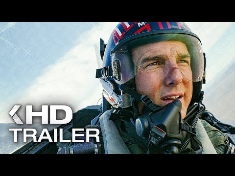 (New) Top gun 2: maverick - 7 minutes trailers e behind the scenes (2021)