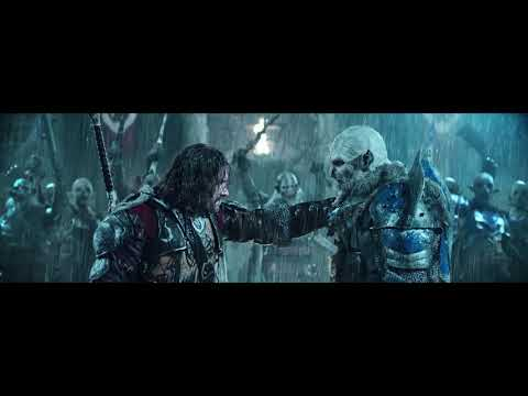 (New) Middle-earth: shadow of war - friend or foe live action trailer
