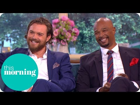 (New) Damon wayans and clayne crawford hesitated joining the lethal weapon tv series | this morning