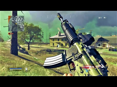 (New) Call of duty: warzone 1984 solo gameplay! (no commentary)