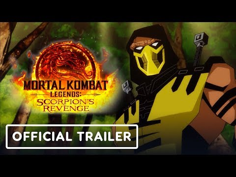 (HD) Mortal kombat legends: scorpions revenge - exclusive official trailer (2020)