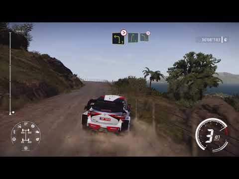 (New) Wrc 9 rally new zealand ps5 4k 60fps gameplay