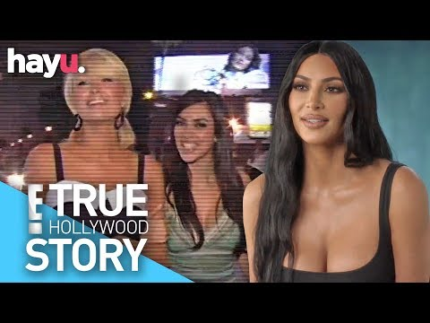 (New) Kim kardashian thanks paris hilton for mentoring her | true hollywood story