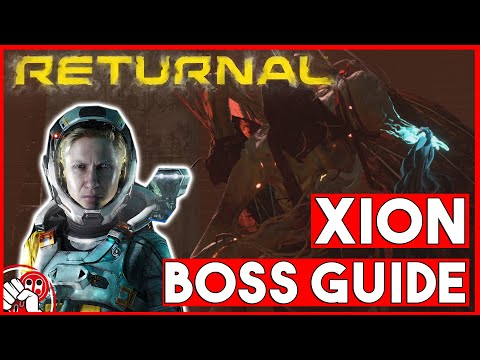 (New) Returnal - xion second boss fight guide (ps5)