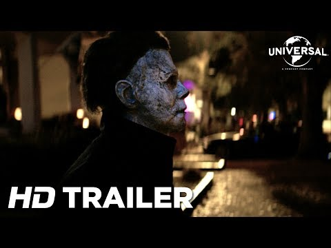 (New) Halloween trailer 2 (universal pictures) hd