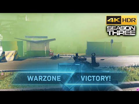 (New) Call of duty modern warfare: warzone solo win gameplay ps5 4k [no commentary]