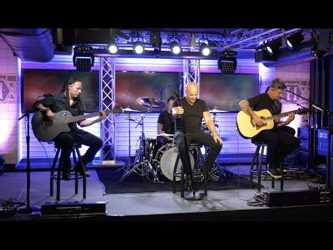 (New) Exclusive: disturbed perform a reason to fight from their new album, evolution