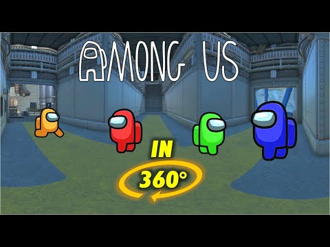 (New) Among us 360° vr experience - who is the imposter?!