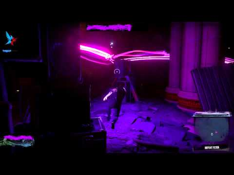 (New) Infamous second son - fetch boss fight