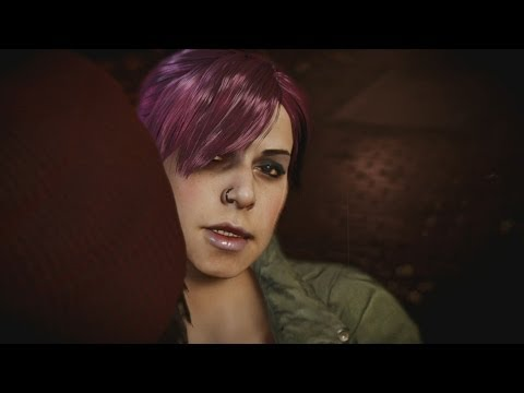 (New) Infamous: second son fetch sex scene