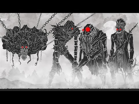 (New) Death note all known shinigami