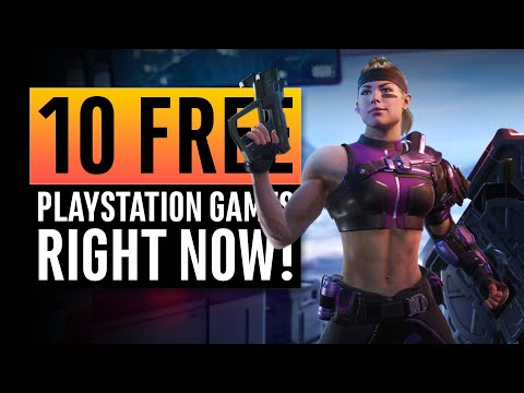 (New) 10 free playstation games you can download right now! part 10