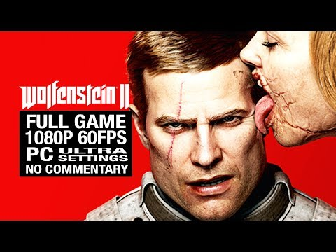 (New) Wolfenstein ii: the new colossus full game walkthrough [pc ultra 1080p 60fps] - no commentary
