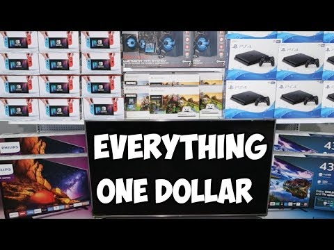 (New) I opened the world's cheapest store