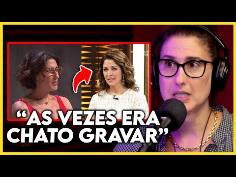 (New) Paola carosella sobre saída do masterchef | cortes podcast