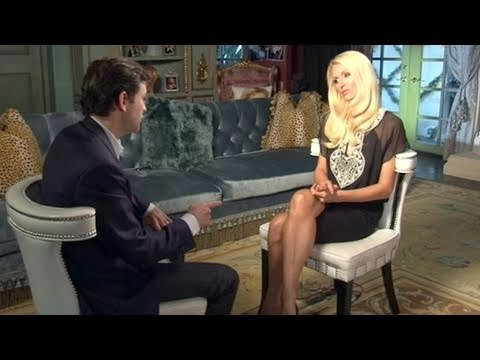 (New) Paris hilton walks out on abc interview focused on stalker, career and personal life (07.20.11)