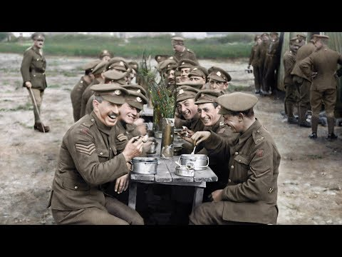 (New) They shall not grow old – new trailer – now playing in theaters
