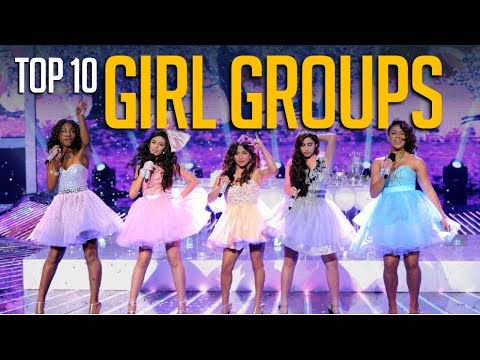 (New) Top 10 best girl groups on talent shows ever! girl power!