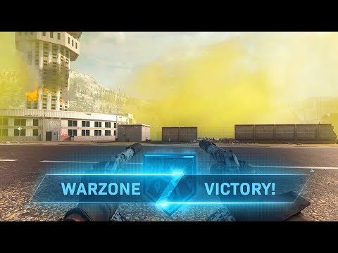 (New) Warzone solo win with sykov gameplay ps5(no commentary)