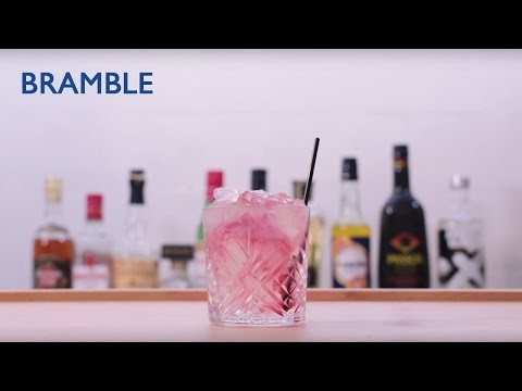 (HD) Be at one presents: how to make a bramble