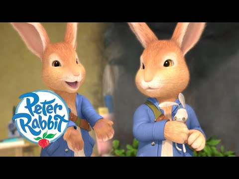 (New) Peter rabbit - in the mood for adventure! | cartoons for kids