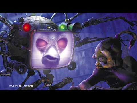 (New) Making of oddworld: abes oddysee 20th anniversary playstation 4 dynamic theme