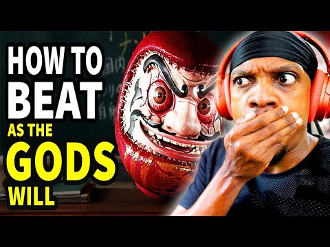 (VFHD Online) How to beat every death game in as the gods will cinema summary reaction!