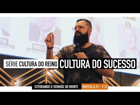 (HD) Cultura do sucesso - estudando o sermão do monte - douglas gonçalves