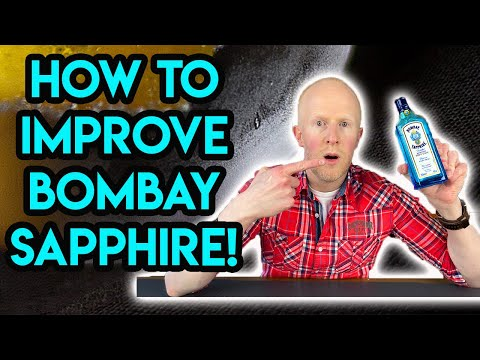 (New) How to improve bombay sapphire!