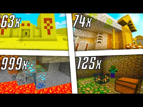 (New) Minecraft bedrock edition - the best seed ever 2020 [not clickbait] seeds xbox one mcpe ps4 switch