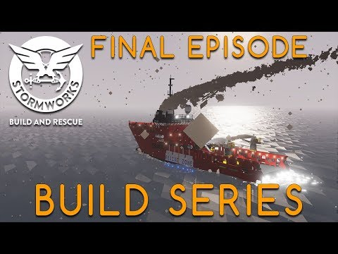 (New) Stormworks new ship build - final episode - build series part 8