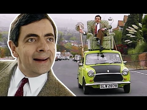 (Ver Filmes) Armchair bean | funny clips | mr bean official