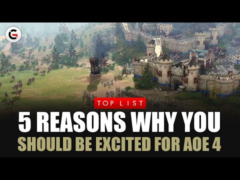 (New) 5 reasons why you should be excited for age of empires 4 | gaming instincts