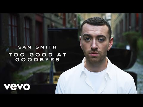 (HD) Sam smith - too good at goodbyes (official video)