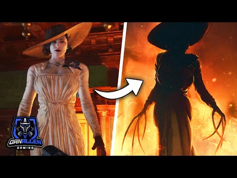 (New) Resident evil 8 village - who is lady dimitrescu?