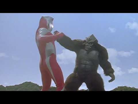 (New) Ultraman dyna episode 28: simian forest