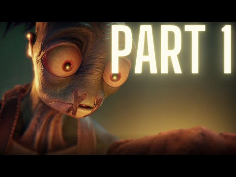 (New) Im terrible at this | oddworld: soulstorm ps5 gameplay | part 1