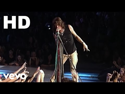 (New) Aerosmith - i dont want to miss a thing (official hd video)