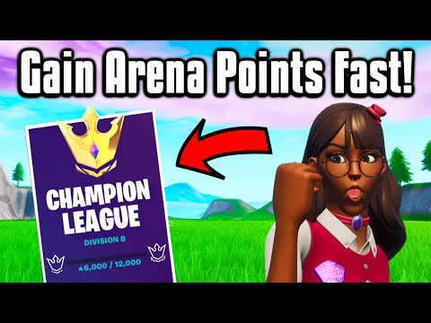 (Ver Filmes) How to get 1000+ arena points per day! - fortnite battle royale