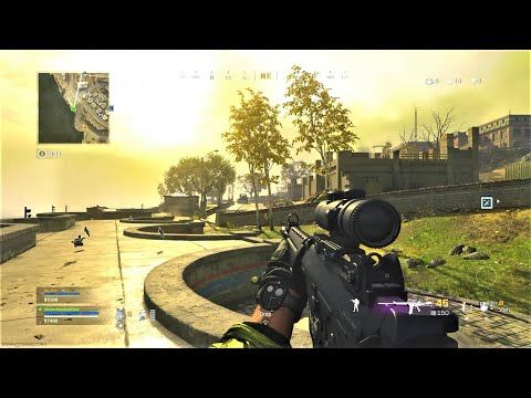 (New) Call of duty: warzone rebirth island gameplay! (no commentary)