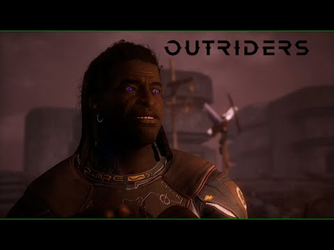 (New) Outriders ps5 walkthrough gameplay part 1- the new world
